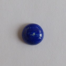 Lapis Lazuli cabochon rond