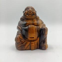 Boeddha tijgeroog 5 cm