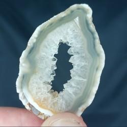 Bergkristal & Agaathanger